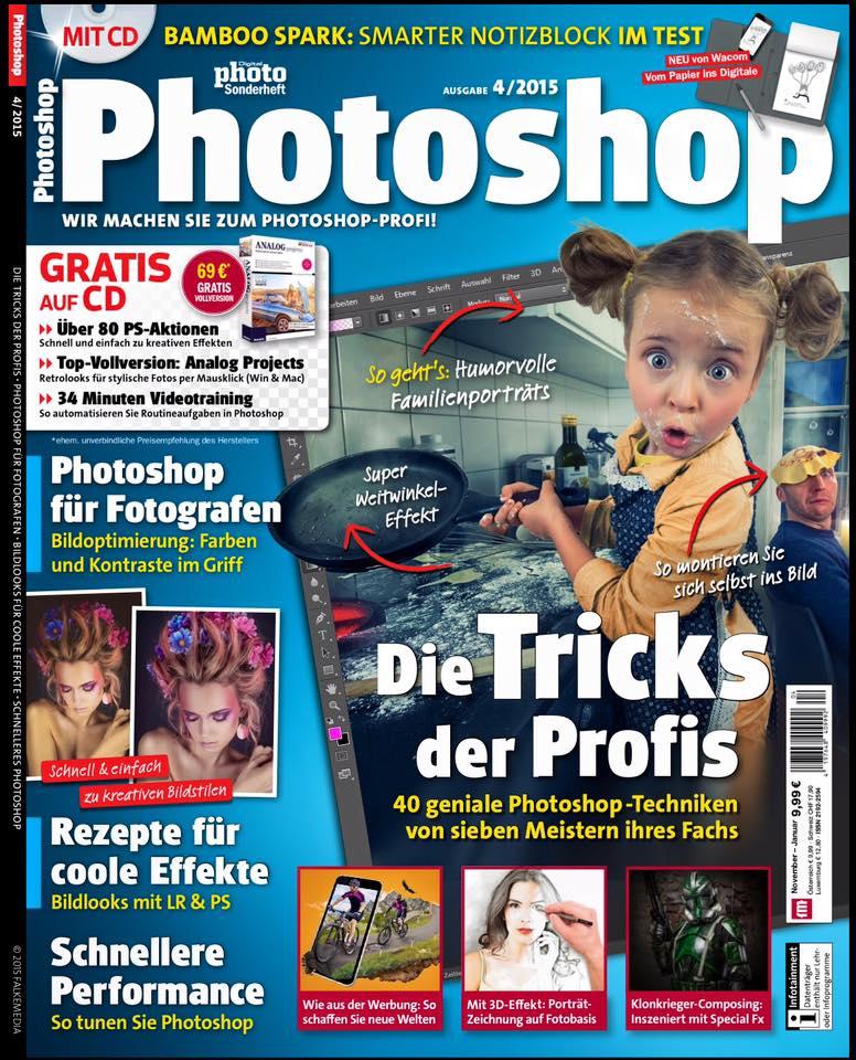 DigitalPHOTO Photoshop 07/2016